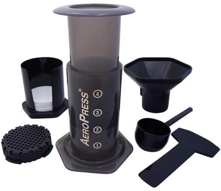 Aerobie Aeropress Coffee Maker With Tote Bag Nomadgear