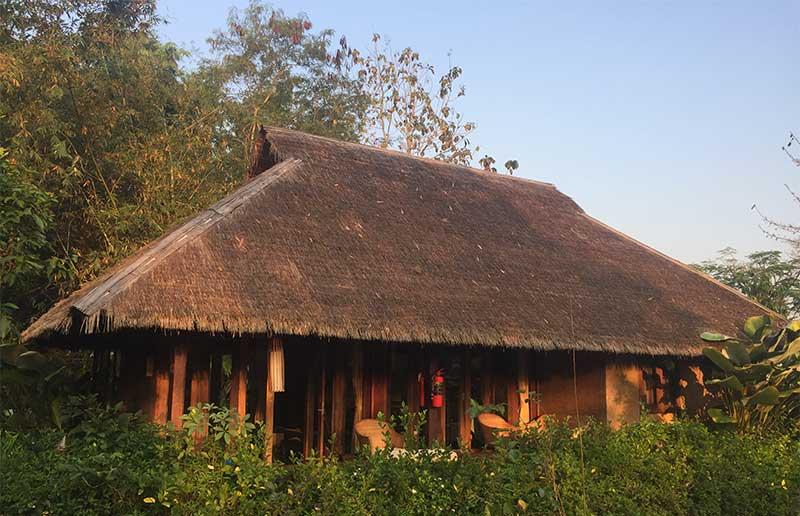 My huge bungalow at Azalea Village