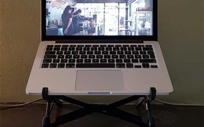 The Roost Laptop Stand – Remote Work made comfortable