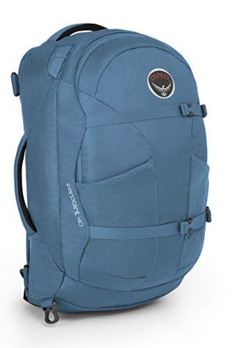 Osprey Packs Farpoint 40 Travel Backpack 1