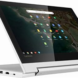 "2019 Lenovo 11.6"" HD IPS Touchscreen 2-in-1 Chromebook, Quad-Core MediaTek MT8173C (4C, 2X A72 + 2X A53), 4GB RAM, 32GB eMMC, 802.11ac WiFi, Bluetooth 4.2, HDMI, Type-C, Chrome OS 11"