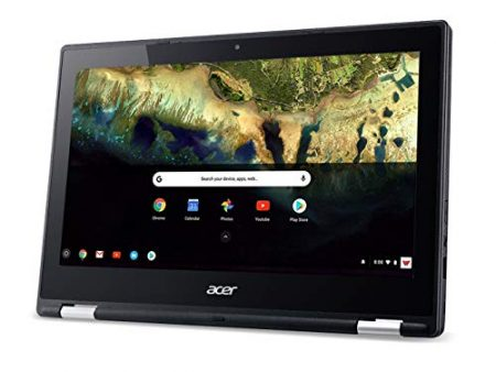 "Acer Chromebook R 11 Convertible Laptop, Celeron N3060, 11.6"" HD Touch, 4GB DDR3L, 32GB eMMC, C738T-C7KD 5"