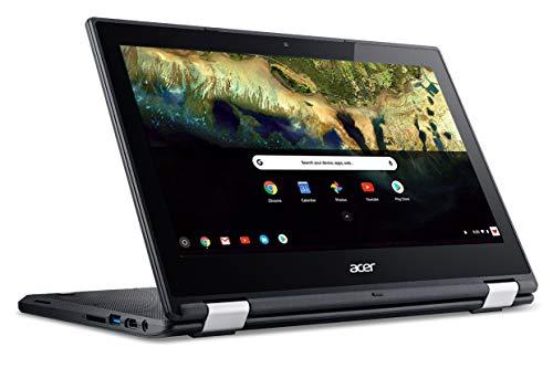 "Acer Chromebook R 11 Convertible Laptop, Celeron N3060, 11.6"" HD Touch, 4GB DDR3L, 32GB eMMC, C738T-C7KD 20"