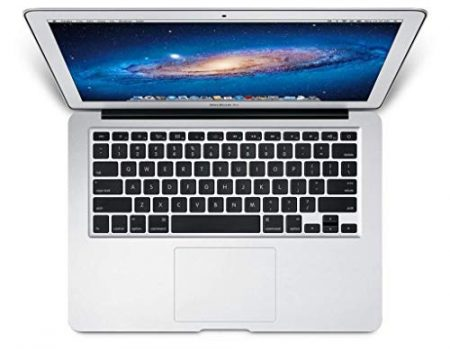 Apple MacBook Air MD760LL/A 13.3-Inch Laptop (Intel Core i5 Dual-Core 1.3GHz up to 2.6GHz, 4GB RAM, 128GB SSD, Wi-Fi, Bluetooth 4.0) (Renewed) 3