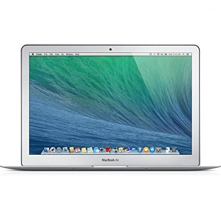 Apple MacBook Air MD760LL/A 13.3-Inch Laptop (Intel Core i5 Dual-Core 1.3GHz up to 2.6GHz, 4GB RAM, 128GB SSD, Wi-Fi, Bluetooth 4.0) (Renewed) 1