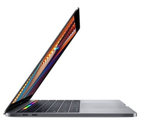 Apple MacBook Pro (13-inch, Touch Bar, 1.4GHz quad-core Intel Core i5, 8GB RAM, 128GB) - Space Gray (Latest Model) 3