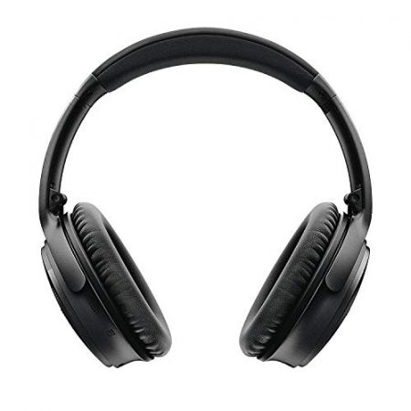 Bose QuietComfort 35 II Wireless Bluetooth Headphones, Noise-Cancelling, with Alexa voice control, enabled with Bose AR – Black 4