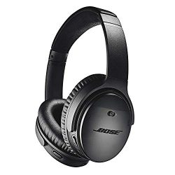 Bose QuietComfort 35 II Wireless Bluetooth Headphones, Noise-Cancelling, with Alexa voice control, enabled with Bose AR – Black 2