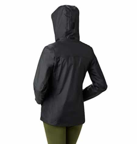 Columbia Women's Pouration Jacket, Waterproof & Breathable 3