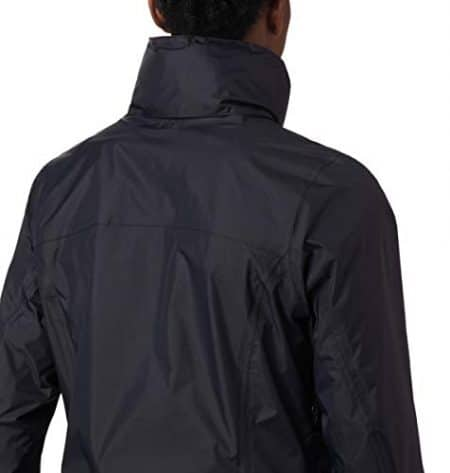 Columbia Women's Pouration Jacket, Waterproof & Breathable 7