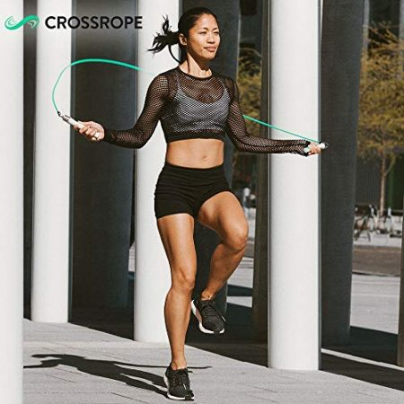 Crossrope Get Lean - Weighted Jump Rope Set 2