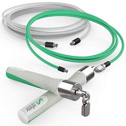 Crossrope Get Lean - Weighted Jump Rope Set 1