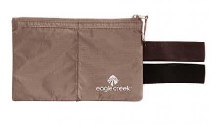 EAGLE CREEK TRAVEL GEAR Undercover Hidden Pocket, Khaki 1