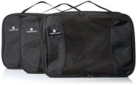 Eagle Creek Pack-it Full Cube Set, Black 1