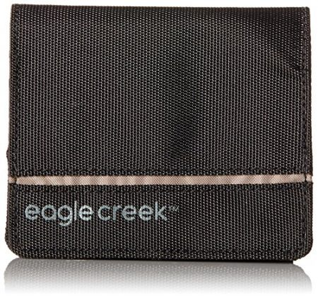 Eagle Creek RFID Bi-Fold Wallet Vertical 1