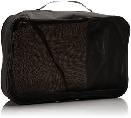 Eagle Creek Travel Gear Luggage Pack-it Clean Dirty Cube, Black 2