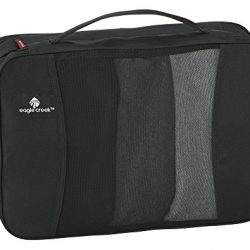 Eagle Creek Travel Gear Luggage Pack-it Clean Dirty Cube, Black 15