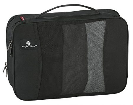 Eagle Creek Travel Gear Luggage Pack-it Clean Dirty Cube, Black 1