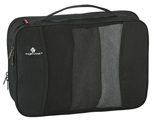 Eagle Creek Travel Gear Luggage Pack-it Clean Dirty Cube, Black 22