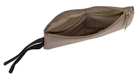 Eagle Creek Travel Gear Luggage RFID Blocker Hidden Pocket, Tan 4