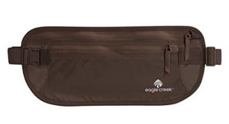 Eagle Creek Travel Gear Undercover Hidden Pocket, Black 1
