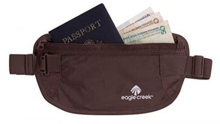 Eagle Creek Undercover Money Belt Bum Bag 2