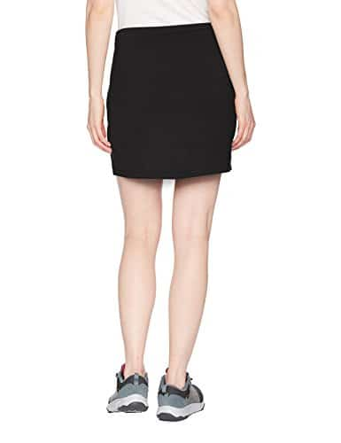 Icebreaker Merino Women's Yanni Skirt, Ideal for Travel, Can Wash Infrequently, Odor Resistant 2