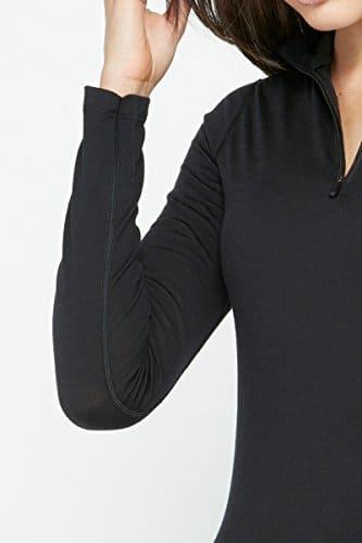 Icebreaker Women's Oasis Long Sleeve Half Zip 6