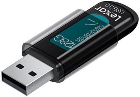 Lexar JumpDrive S57 128GB USB 3.0 Flash Drive (Teal) 2
