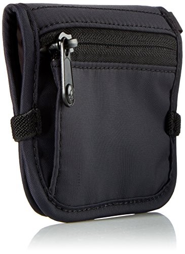 PacSafe Rfidsafe V50 Compact Wallet, Goji Berry 2
