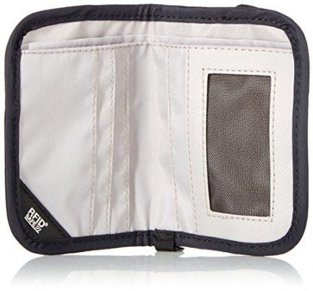 PacSafe Rfidsafe V50 Compact Wallet, Goji Berry 4