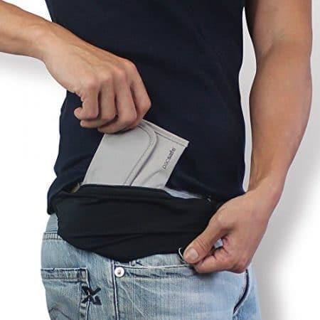 Pacsafe Cashsafe 25, Black 3