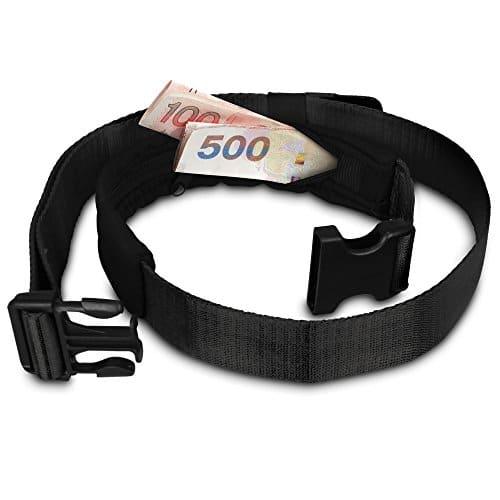 Pacsafe Cashsafe 25, Black 17
