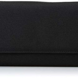 Pacsafe RFIDsafe LX200 Anti-Theft RFID Blocking Clutch Wallet, Black 6