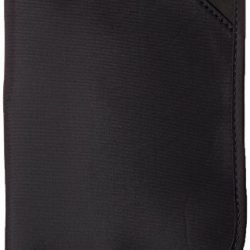 Pacsafe Rfidsafe V150 Anti-Theft RFID Blocking Compact Passport Wallet, Black 10