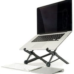 Roost Laptop Stand – Adjustable and Portable Laptop Stand – PC and MacBook Stand, Made in USA 5