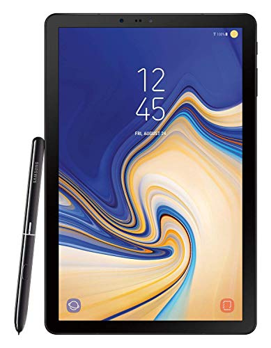 "Samsung Electronics SM-T830NZKAXAR Galaxy Tab S4 with S Pen, 10.5"", Black 1"