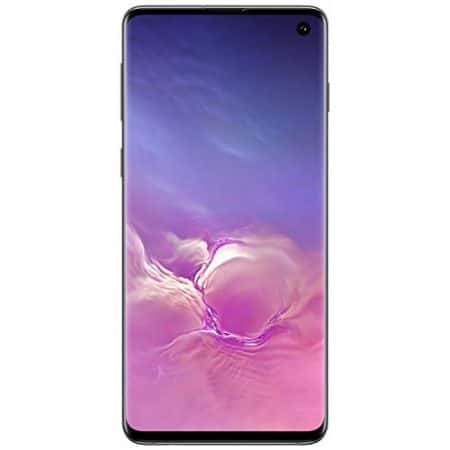 Samsung Galaxy S10 Factory Unlocked Phone with 128GB - Prism Black 2