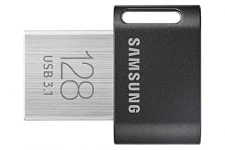 Samsung MUF-128AB/AM FIT Plus 128GB - 300MB/s USB 3.1 Flash Drive 2