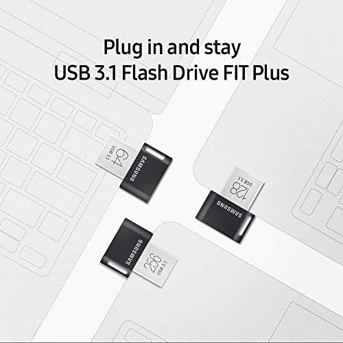 Samsung MUF-128AB/AM FIT Plus 128GB - 300MB/s USB 3.1 Flash Drive 9