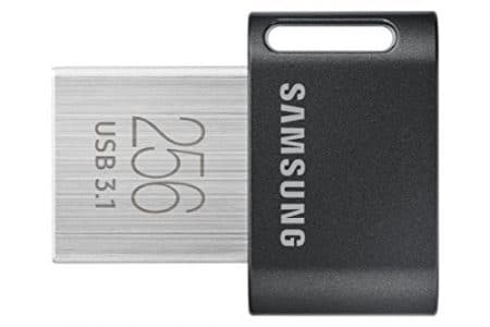 Samsung MUF-256AB/AM FIT Plus 256GB - 300MB/s USB 3.1 Flash Drive 1