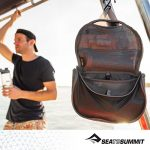 Sea to Summit Travelling Light Hanging Toiletry Bag 9
