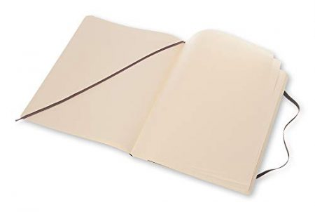 Moleskine Classic Notebook, Soft Cover, XL Dotted 5